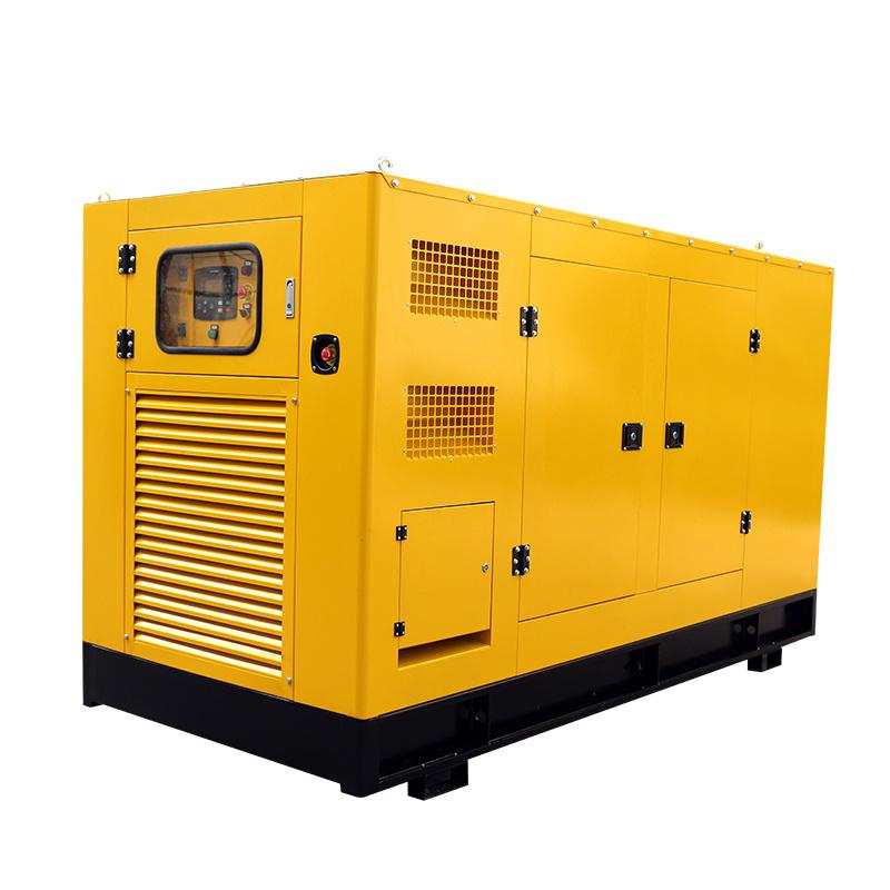 Portable 24V Electric Start Natural Gas Water Cooling Bio Gas Generator Set