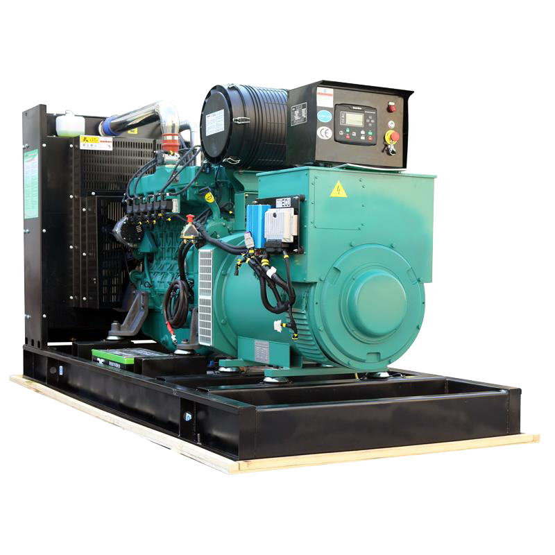 3 Phase Open Frame 451A Environmental Protection Home Genset Natural Gas