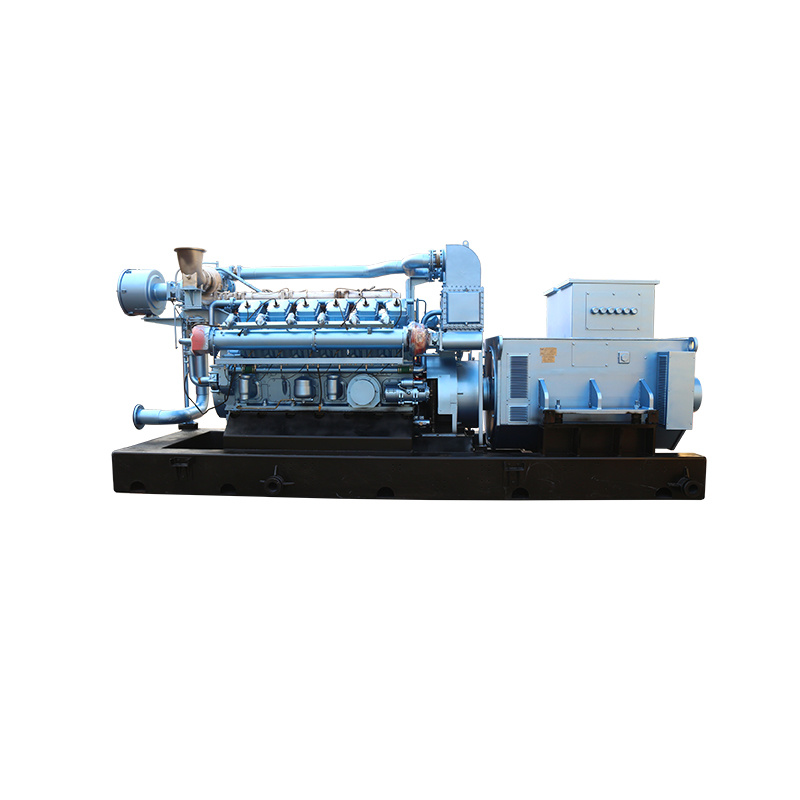 3 Phase XSA-700GFQ 1260A Water Cooling Power Generator