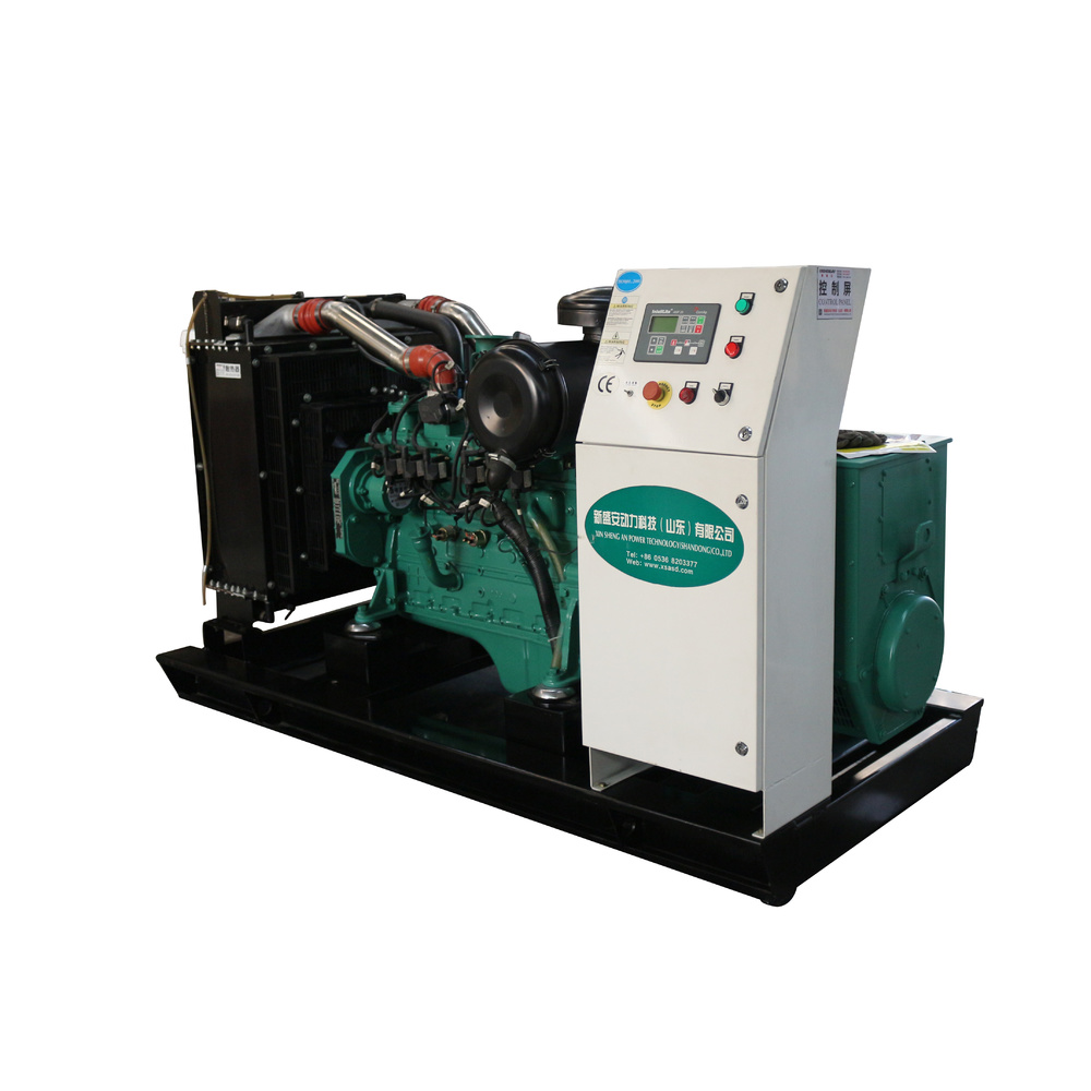 50hz 60hz Frequency Clean Energy Open Frame Natural Gas Steam Generator