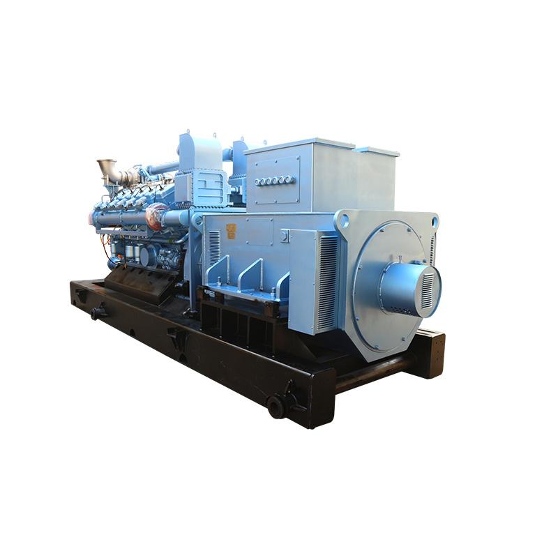 Water Cooling Electrical XSA-700GFQ Gas Generator Natural