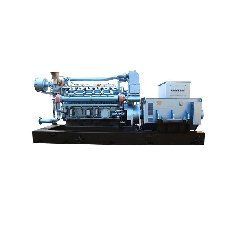 3 Phase Brushless CE ISO Electric Start Gas Power Generator
