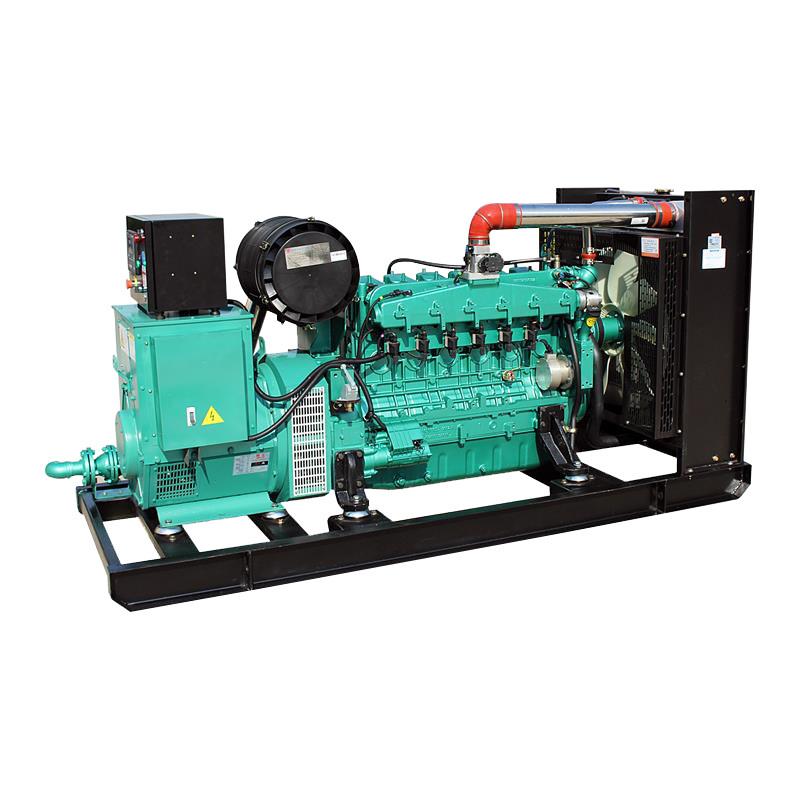 Low Consumption 100kva 400v/230v Voltage Open Frame Bio Gas Dynamotor