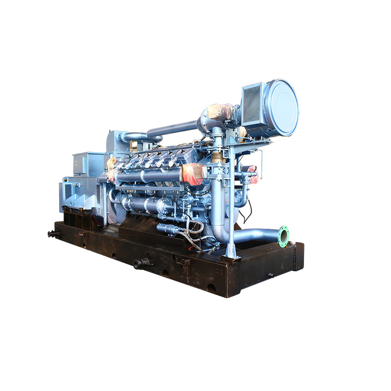 AVR 50hz/60hz Brushless Natural Gas Portable Generator