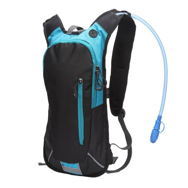 Osgoodway Wholesale Custom Bike Hydration Pack Polyester Hydration Backpack with 2l Water Bladder