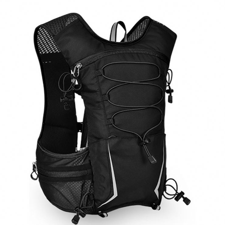 Osgoodway Custom 1.5L-3L Water Backpack Running Hydration Backpack Pack with Insulated Hydration System