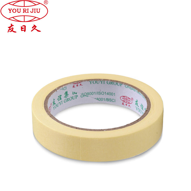 Fujian Yourijiu Masking Paper Adhesive Tape (YY-9851)