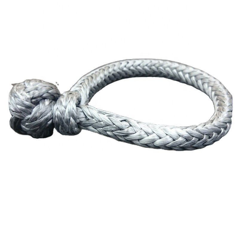 High qualitycustomized package and size soft shackle for car accessoriesATV/ UTVwinch rope