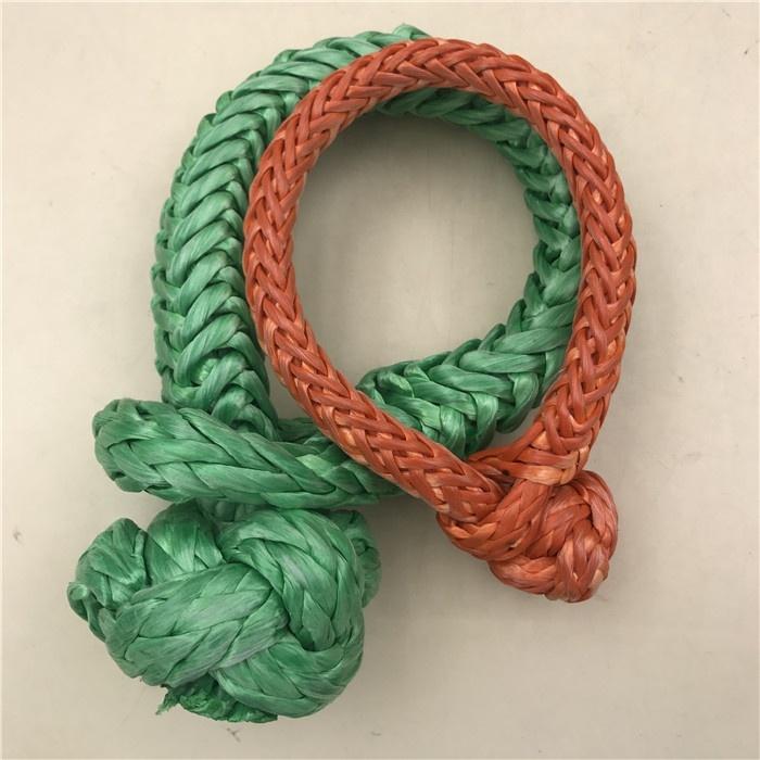 ATV UTV Jeep soft shackles, winch ropes