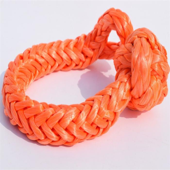 soft shackle, webbing protective, adjustable