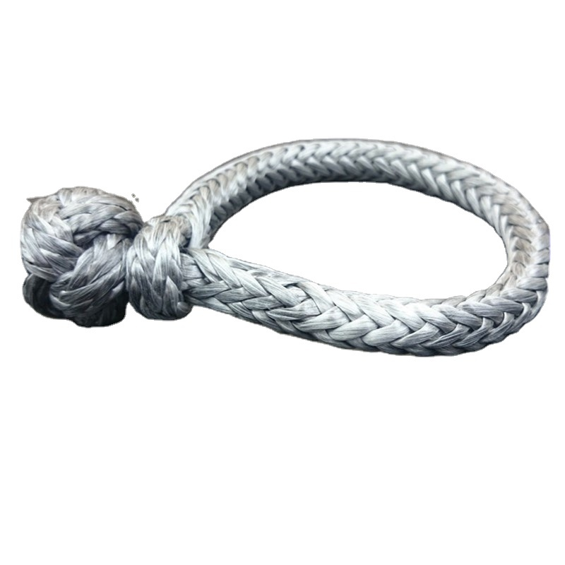 Soft shackle 12mm inner diameter various color soft shackle designed to be safe,lightweight and easy to use