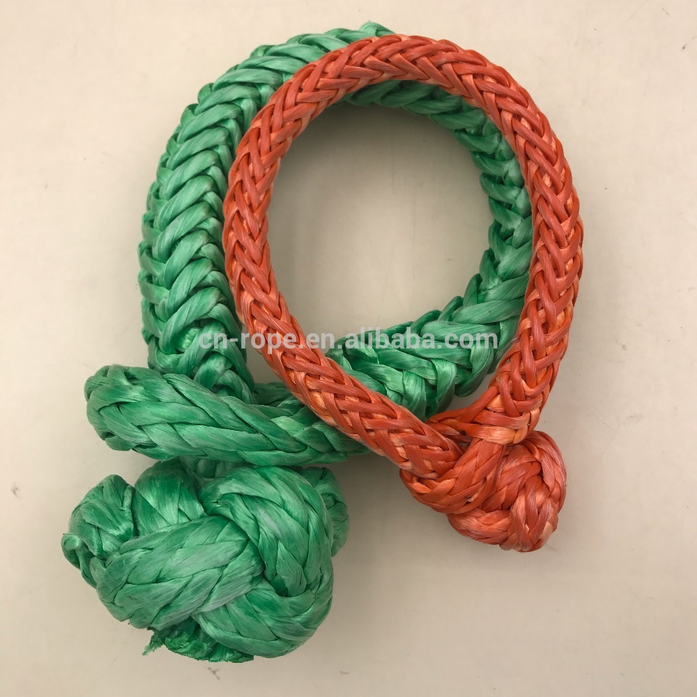 OEM factory, soft shackle, all boats, sailing, UHMWPE
