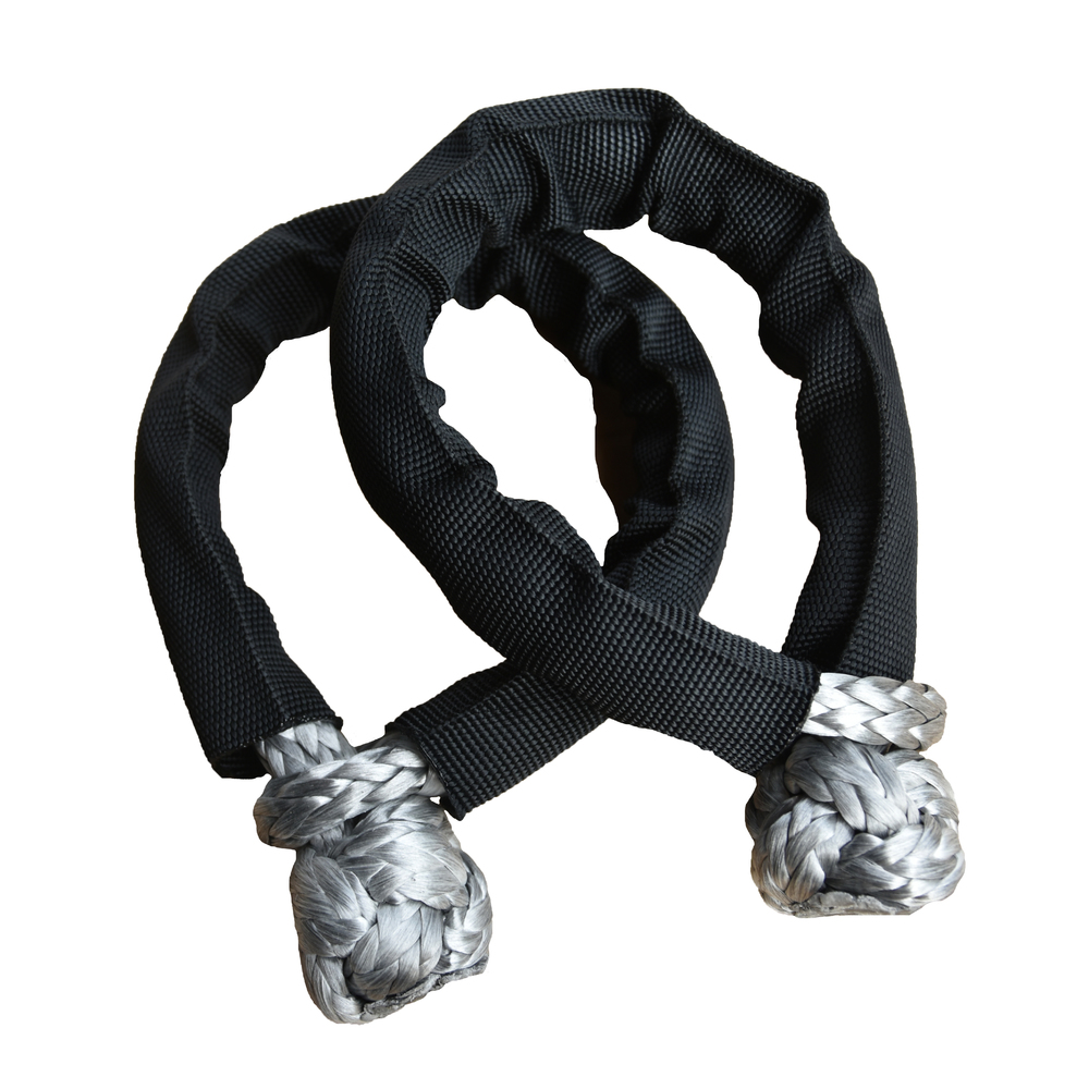 10mm inner diameter various color soft shackle designed to be safe,lightweight and easy to use
