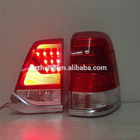 VLAND Factory Accessories For Car LED Tail Lamp For Land CRUISER 2008-2015 LED Brake Light Plug And Play