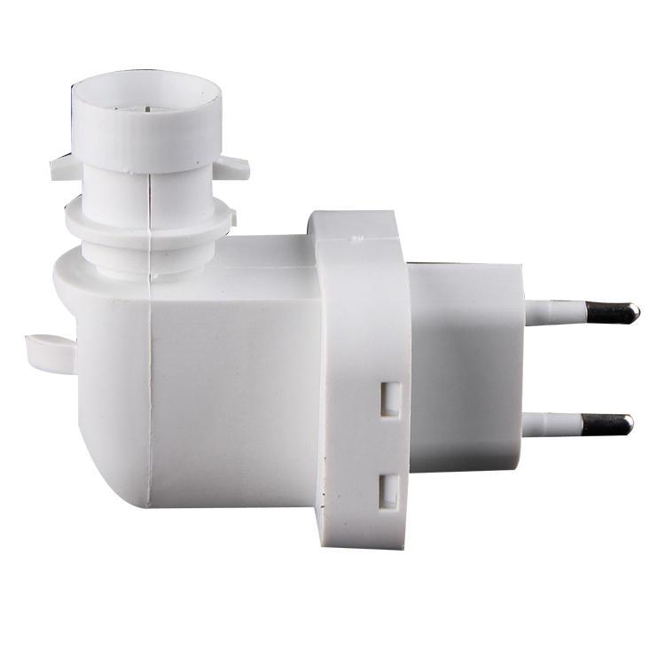 CE ROHS 220v e14 caliber light sensor lamp holder