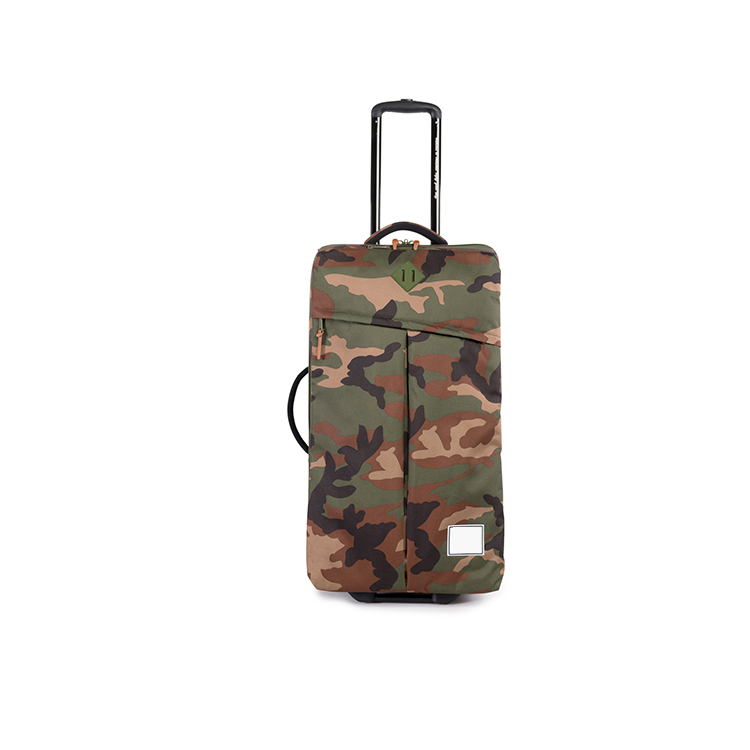New Design Camouflage Nylon Portable men Travel Military Duffle Bag Multifunction Trolley Bag for man Army Luggage Set 2020