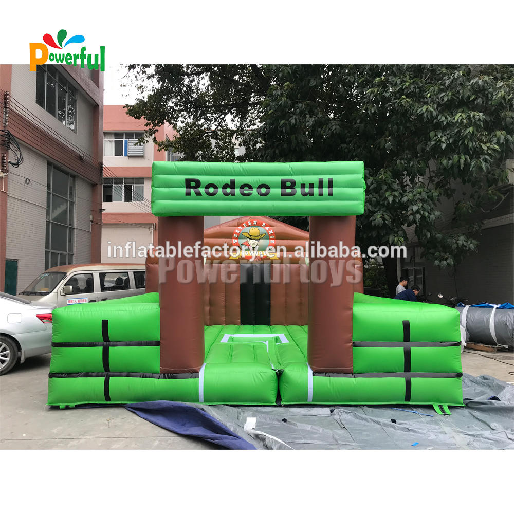 Electronic Bull Riding Funny Events Mechanical Bull Carnival bull Ride Rentals