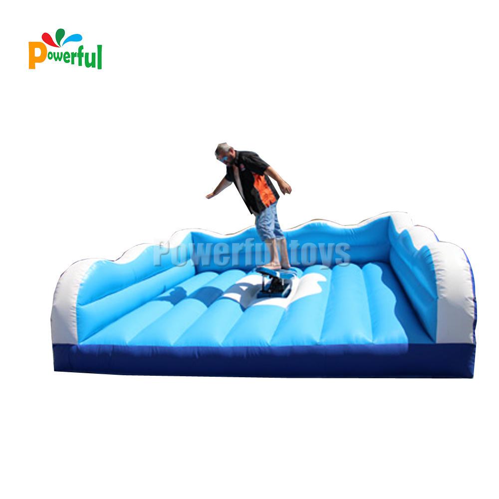 Inflatablesurfing machine sport games simulator surfboard