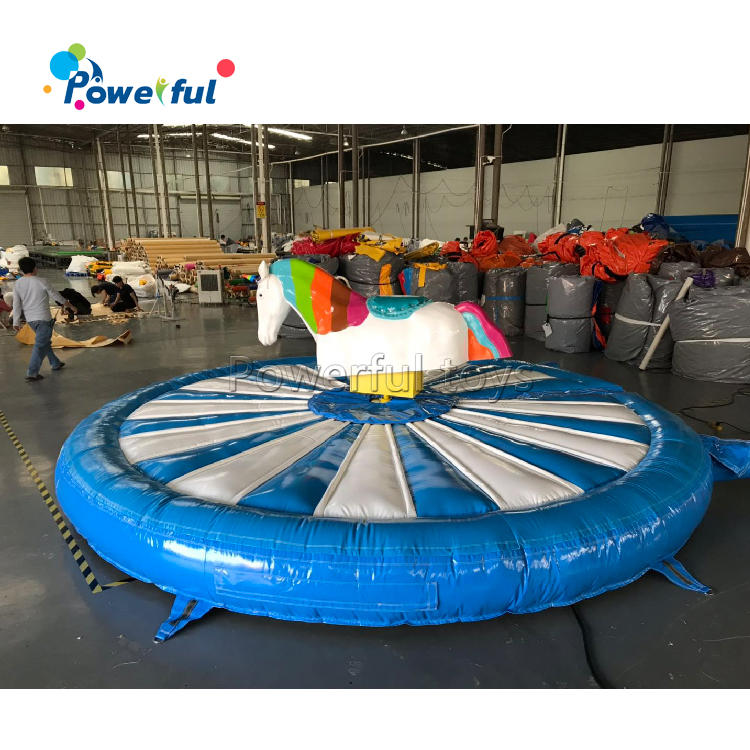Customized machine rodeo bull,inflatable bull riding machine for sale