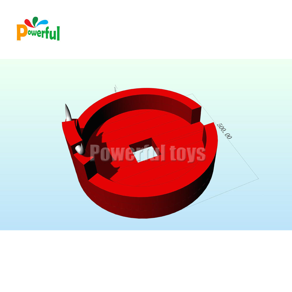 High quality Inflatable mechanical bull riding toys for sale