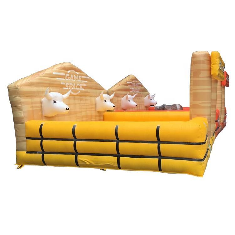 inflatablekids mechanicalrodeo bull