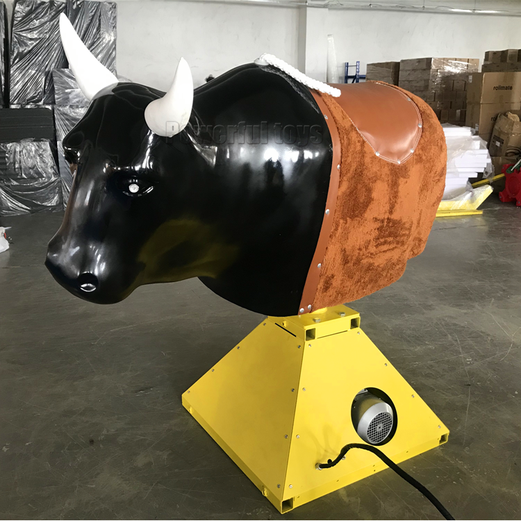 Inflatable Mechanical Bull motor rides for rental