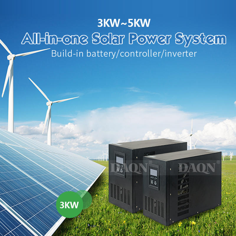 ALLTOP 3KW 5KW Grid Tied Single Phase On Off Grid Solar Inverter For Solar Power System