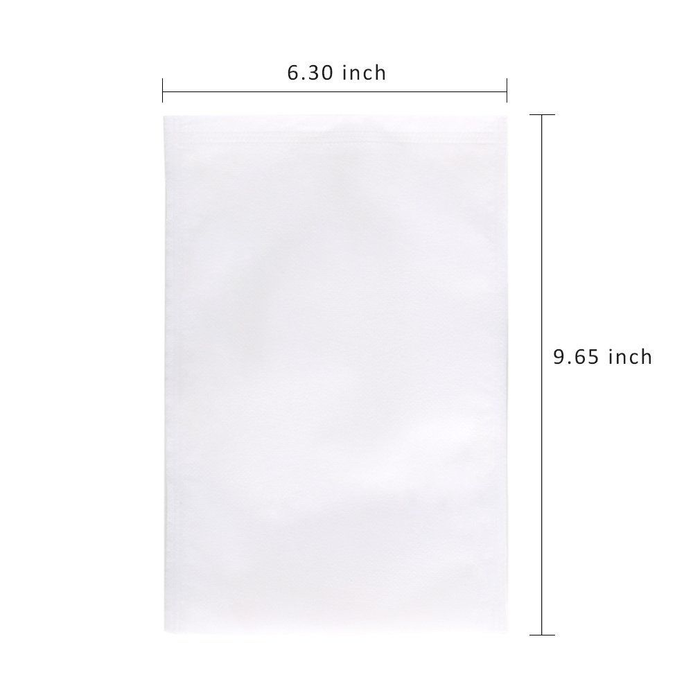 polypropylene fabric garden plant fruit protect drawstring nonwoven bag used for agriculture