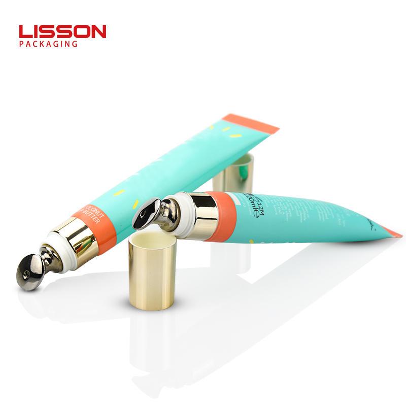 30ml OEM empty dropper eye cream tube packaging for essence/oil