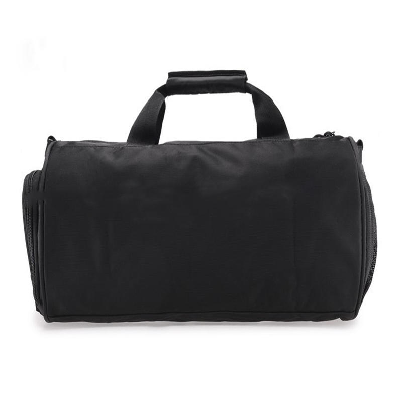 Waterproof large capacity leisure exercise mens custom gym sports bag for sports duffle bag