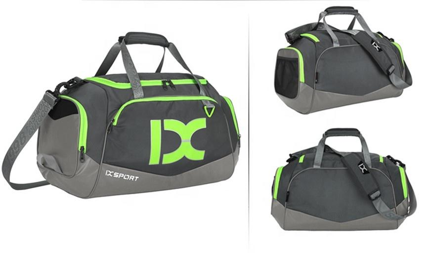 2019 Women's handbag, waterproof gym bag, large and lightweight travel bag