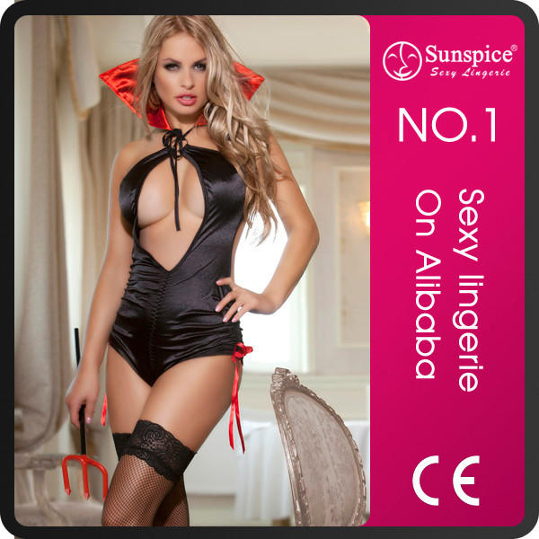 Halloween costume manufacturers China Sexy Devil costumes