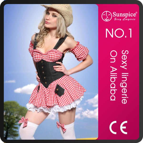 Wholesale Sexy Cowgirl Carnival Costume