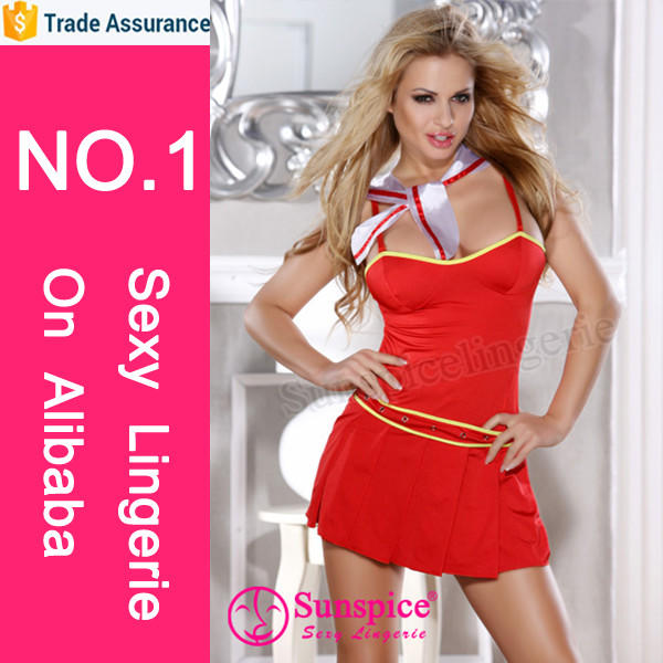 Sunspice sexy lingerie manufacturer new style top quality guarantee wonder woman adult costume