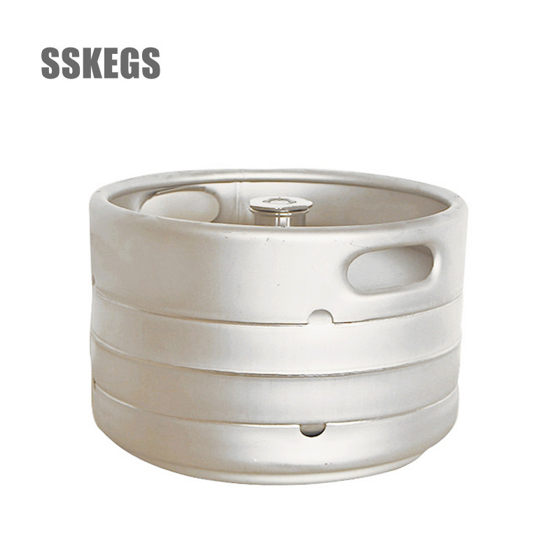 China Supplier Euro beer container Stainless Steel 20L Mini Keg Beer