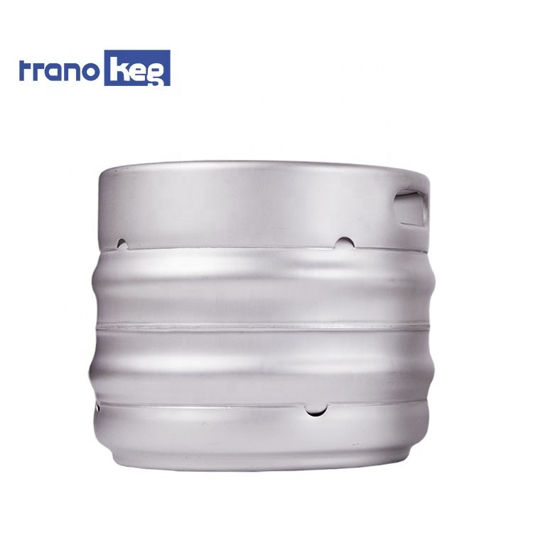 trano wholesale empty stainless steel container Euro 30L kegwith A/D/G/S connectors