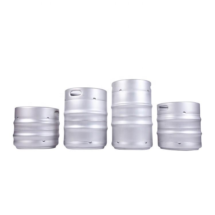 50l 5l 1/2 stainless steelempty beer barrels keg for sale