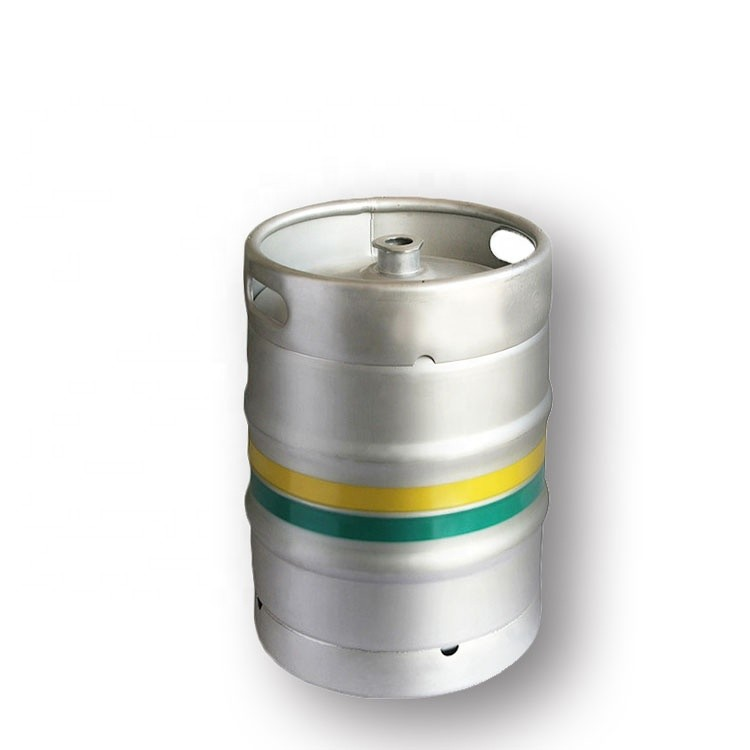 china supplier empty euro barril 50l stainless steel beer keg