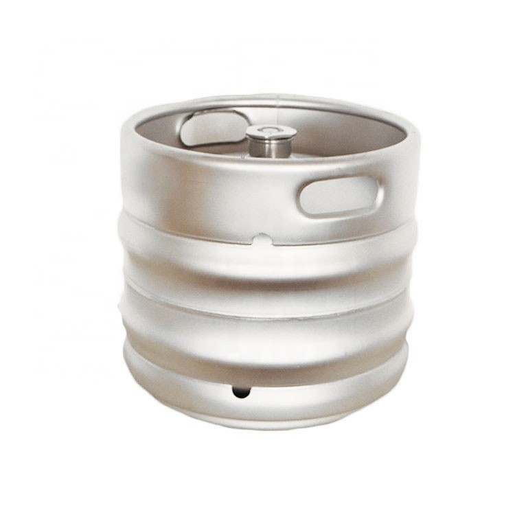 Euro Standard AISI 304 Stainless Steel beer keg 30 l