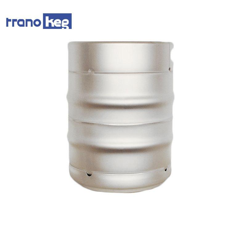 Durable Food Grade Stackable European Standard Stainless Steel Beer Kegs 50L