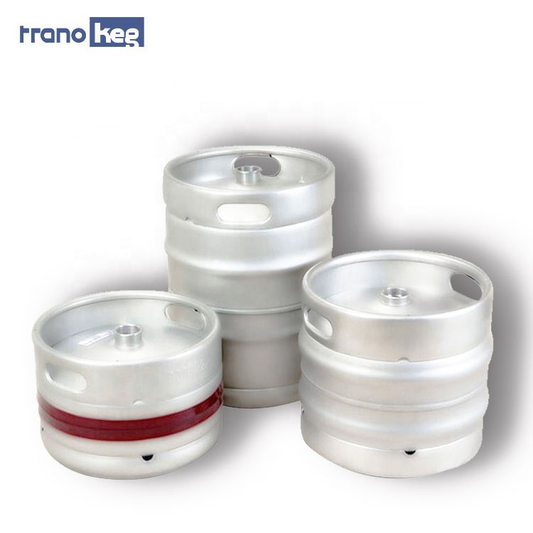Factory Direct Sale Passivation 304 Stainless Steel Euro Standard 20l 30l 50 Liter Beer Keg