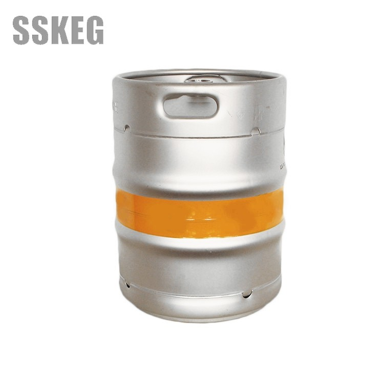 High Technology Durable Euro 304 Stainless Steel Beer Kegs 50L