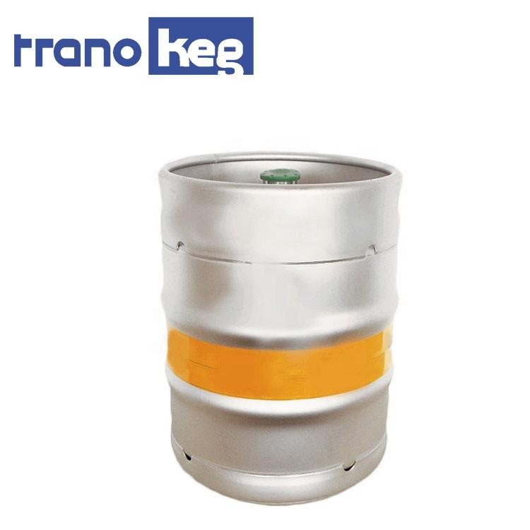 Stainless steel Euro 50L draft beer keg