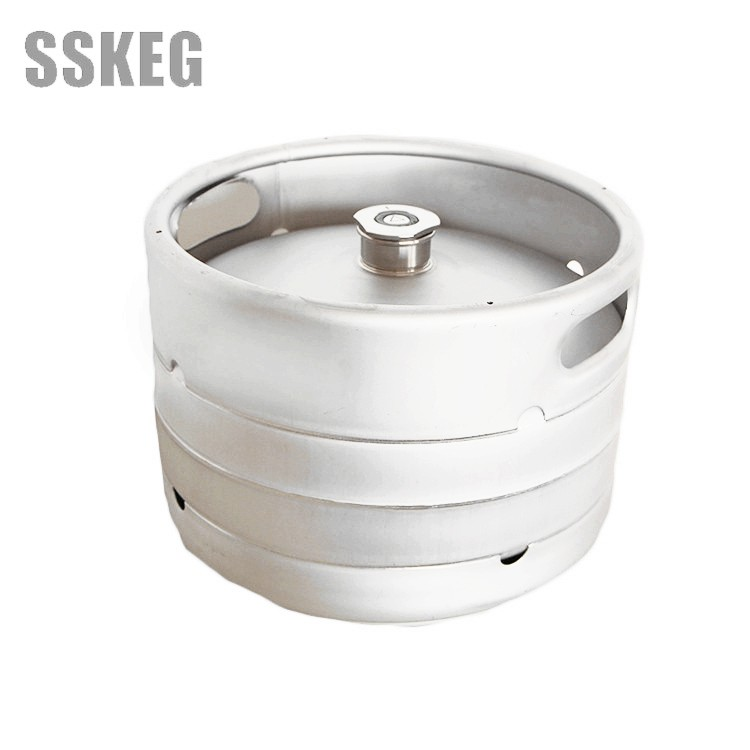 Quality-Assured New Food Grade Euro Keg 20L