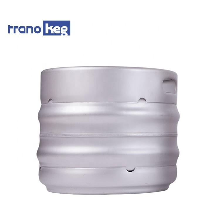Stainless steel Euro 30L draft beer keg