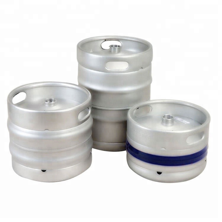 Food Grade Stainless Steel Tank For Euro beer kegs 20L 30L 50L