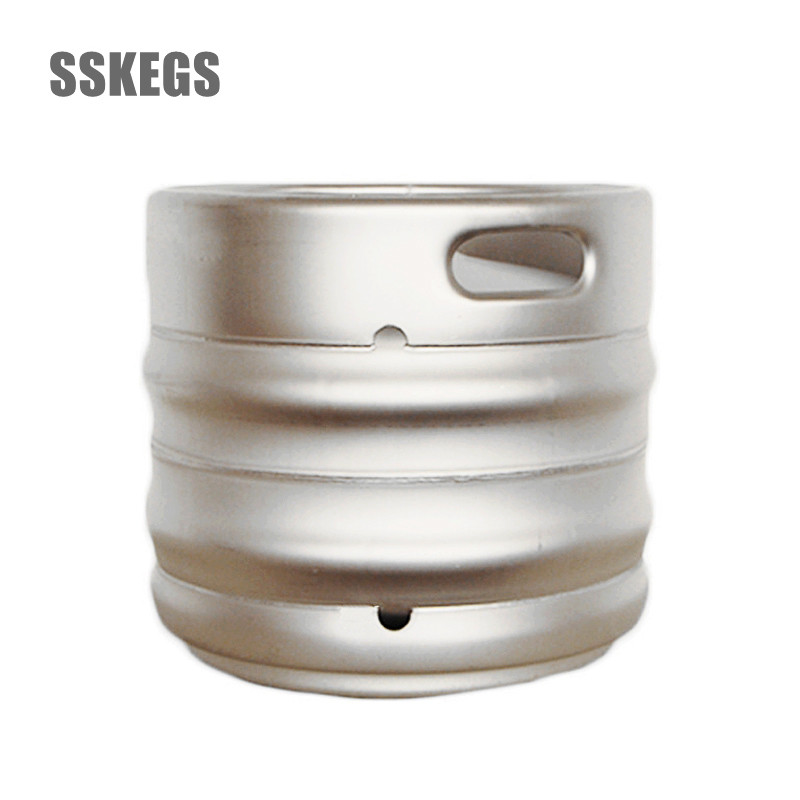 Empty Steel Drum for Euro Stainless Beer Keg