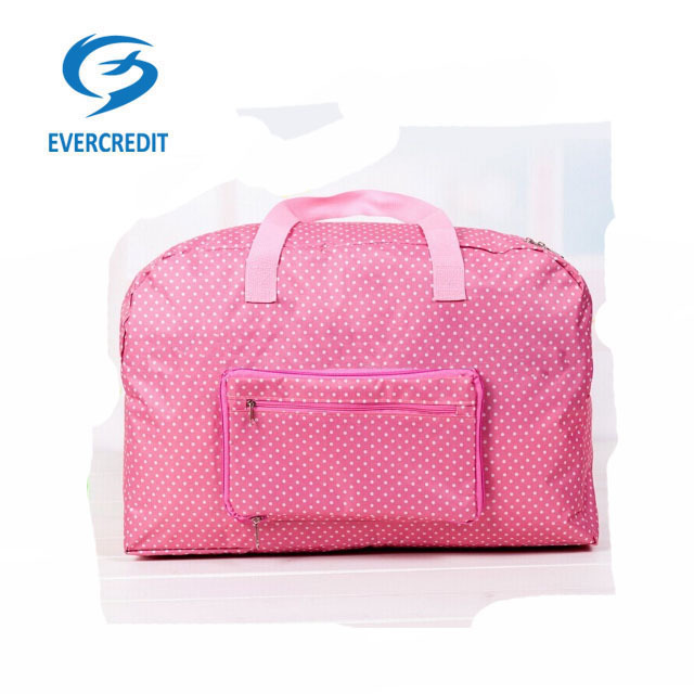 New Products Foldable Travel Bag For weekend Trip Storage bag