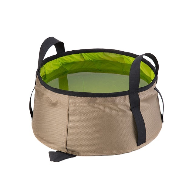 2016 New Design Hot Selling Foldable Outdoor Wash Basin for Camping and Hiking