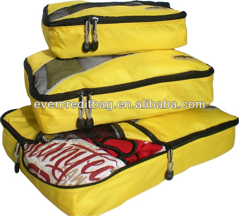 2014 Hot New Design Travel Organizer Packing Bag